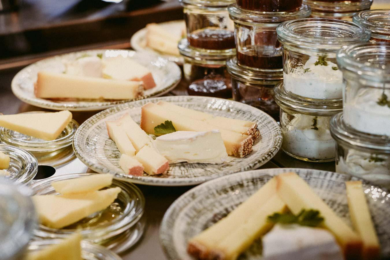 Frühstück im Badhus . Café und Unverpacktladen in Lingenau